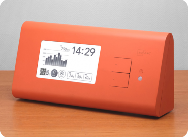 空気を読んで自動換気 IoT 空間環境ソリューション『SMASSO-f』登場